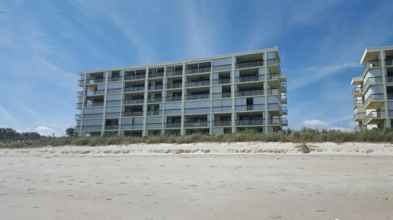 Beach side Condominiums