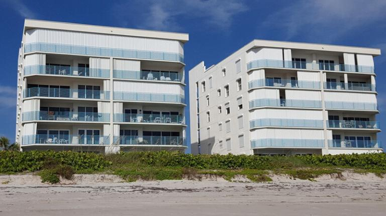 Beach side Condominiums