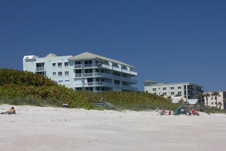 Beachside Condos White Sand