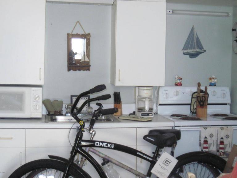 Kitchen or garage