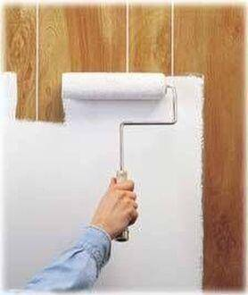 Inexpensive Changes to home paint paneling