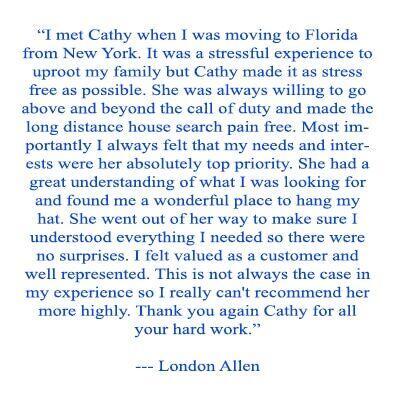 London Allen Review