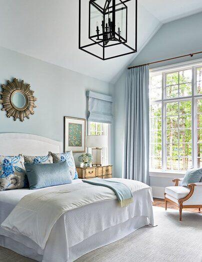 Paint 101 farmhouse bedroom