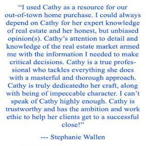 Cathy Laurenzi Review