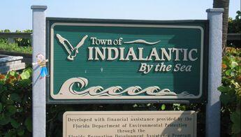 The City of Indialantic