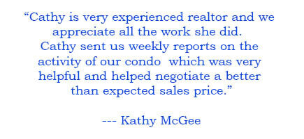 Kathy McGee review