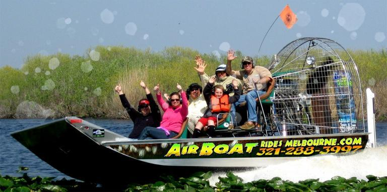 airboat rides melbourne
